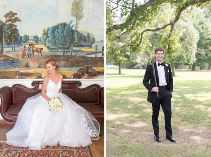 Classic Eastern Shore Historic Estate Wedding