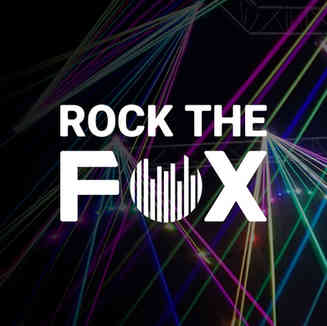 Rock the Fox Logo
