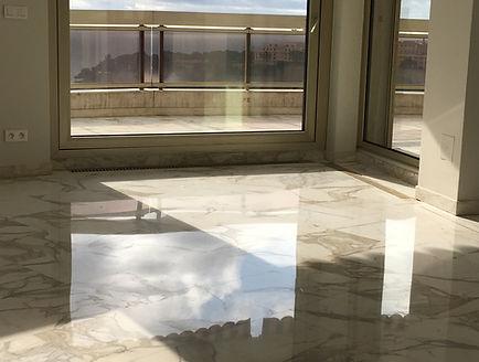ponçage marbre