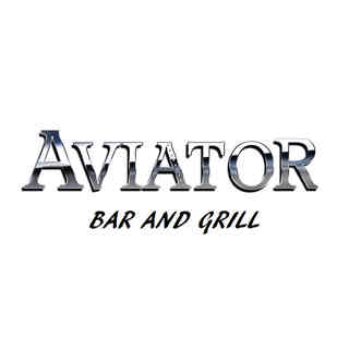 Aviator Bar and Grill Logo