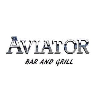 Aviator Bar and Grill Logo