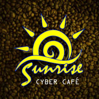 Sunrise Cyber Cafe Logo