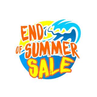 End of Summer Sale Logo