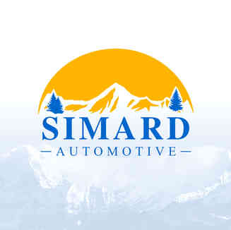 Simard Automotive Logo Design