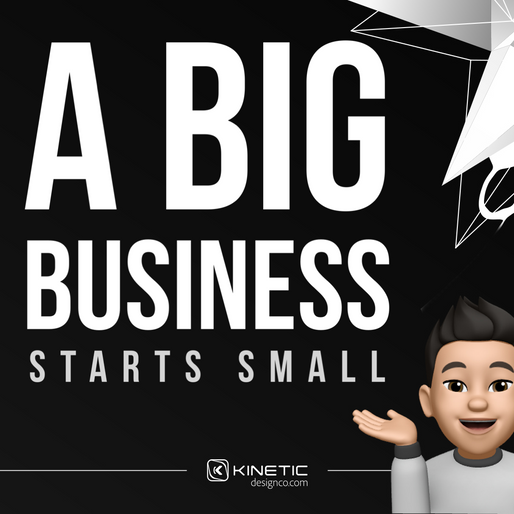 How should you view your business when starting up?