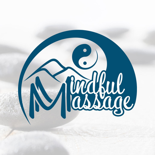 From Sketch to Finish: Mindful Massage Logo Design