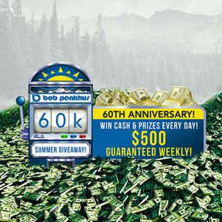 60K Summer Giveaway Logo