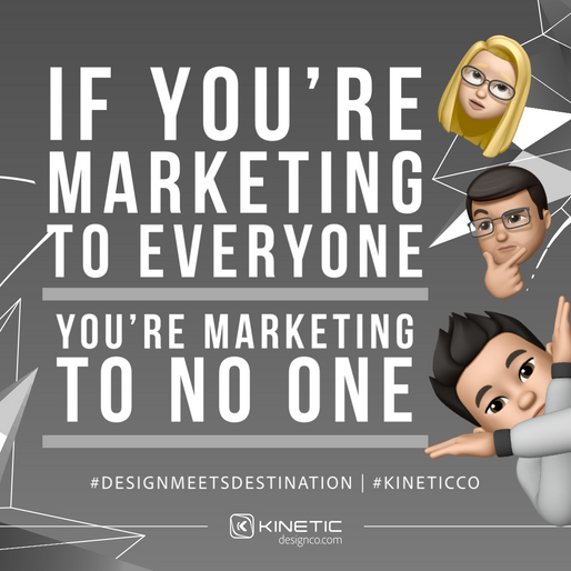 Are you wasting your marketing dollars by marketing to everyone?