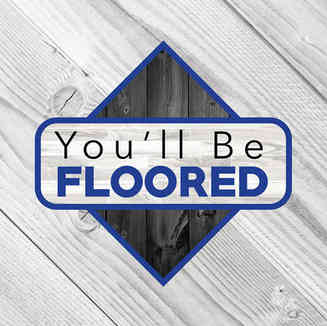 You'll Be Floored Logo