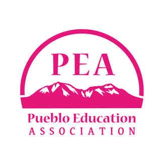 Pueblo Education Association Logo