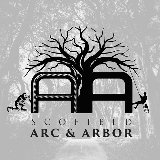 Logo Design for Scofield Arc & Arbor in Ohio
