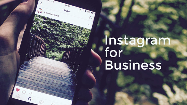5tips to usingInstagram for your business