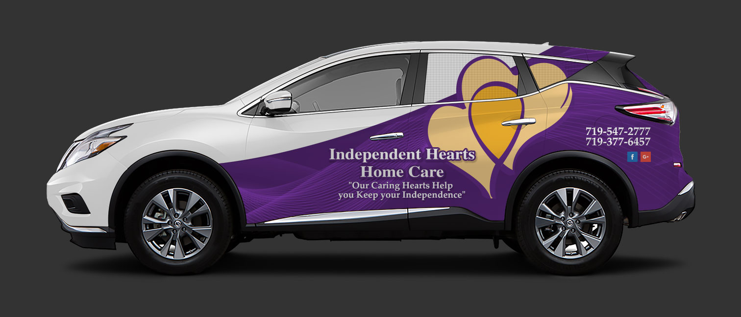 IHHC Vehicle Wraps Pueblo CO
