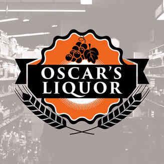 Oscar's Liquor Logo
