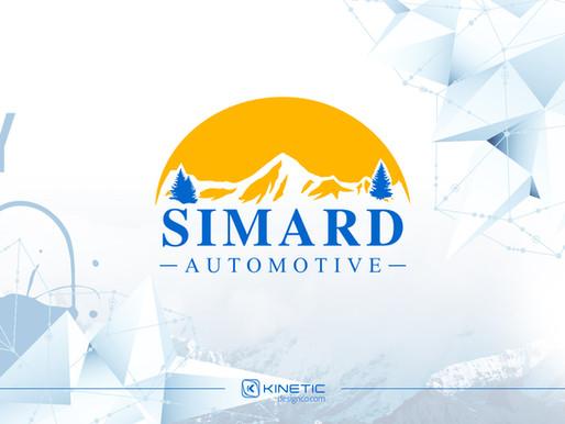 Simard Automotive Re-Branding