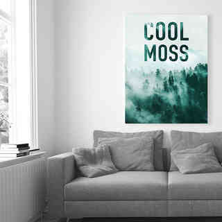 Cool Moss Poster
