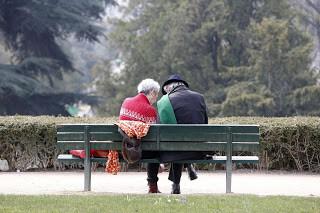 No vamos a tolerar que la izquierda le vuelva a congelar las pensiones a nuestros abuelos
