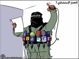 TERRORISMO MEDIATICO Y PERIODISTAS TERRORISTAS