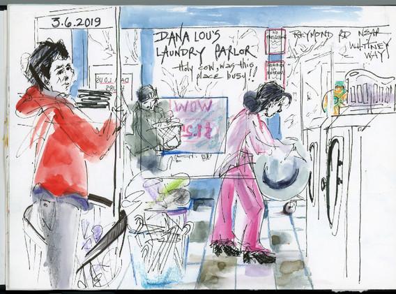 Dana Lou's Laundry Parlor 3.6.2019
