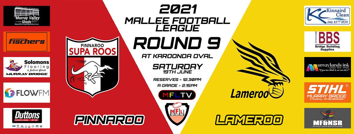 2021 mallee football cover photos - ROUN