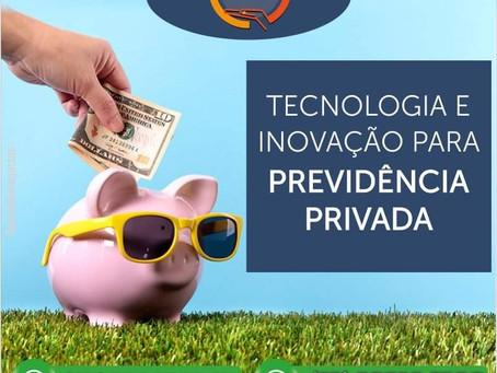 Inovação com a Previdência Privada