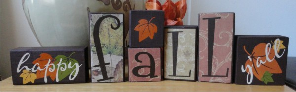 fall blocks