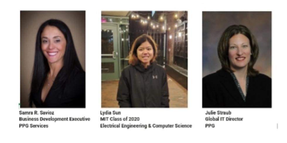 September Virtual Women In STEM Panel