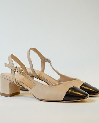 Bianca Di Slingback Shoes