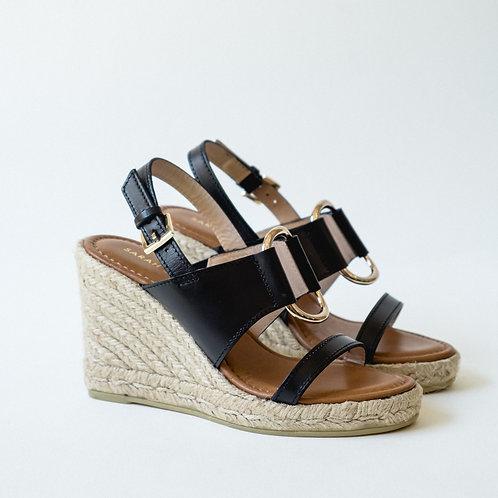 Sarah Summer Wedges Sandals