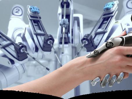 機械臂 精準切除前列腺癌