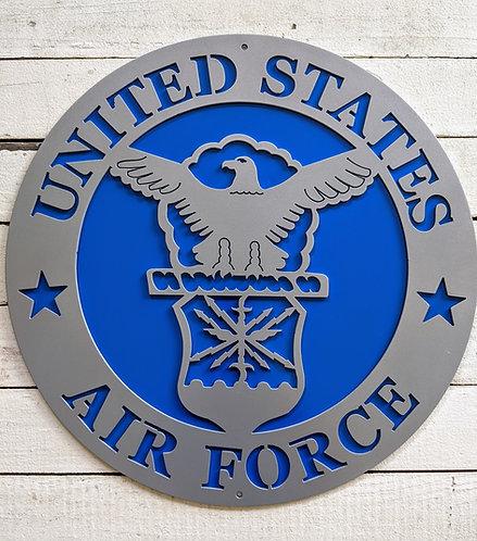 US Air Force  layered