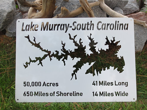 Lake Murray Stats