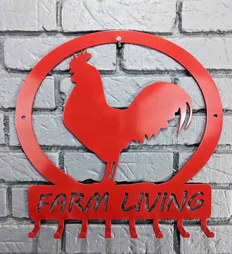 Farm Living Key Rack