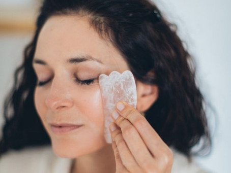 How To Use Gua Sha For Youthful, Glowing Skin