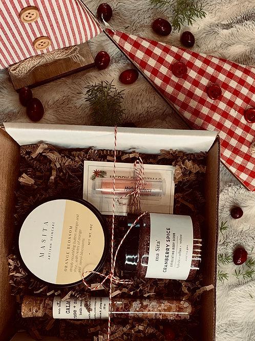 GIFT SET- CHRISTMAS GIFT BOX