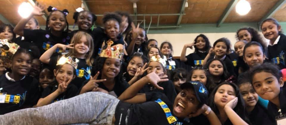 Empowering Girls in our Communities