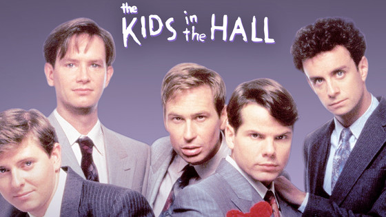 Sketch Nerd Sunday post - an oral history of The Kids In The Hall
