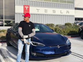 Tesla Process Engineering Internship