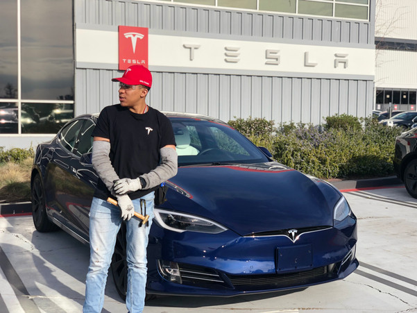 Tesla Process Engineering Internship
