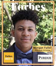 Forbes Under 30 Scholar