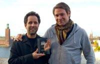 Hans Montelius talks about his film, Leka Med Dockor