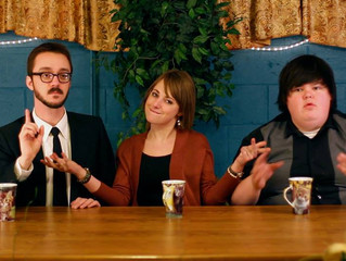"New local comedy series is hitting the web with new episodes every Friday night. ""Friday Night"