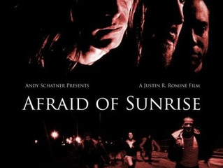 Andy Schatner talks about his film, Afraid of Sunrise