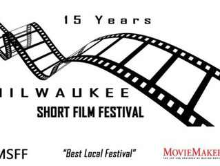 15 years and going strong. The Milwaukee Short Film Festival