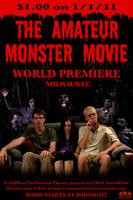 The Amateur Monster Movie screens this Saturday