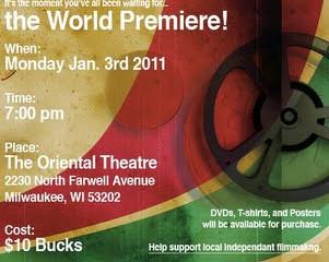 Sweet Mint screens Jan 3rd Oriental Theatre