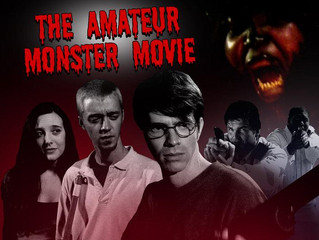 Kyle Richards talks about The Amateur Monster Movie