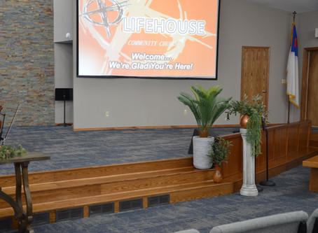 Lifehouse Missionary Prayer Calendar - Septermber 2020