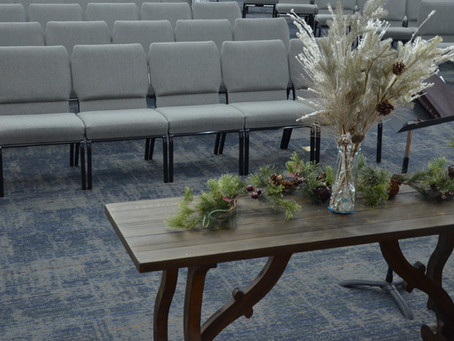 Welcome... We hope you can join us this Sunday @10:30 a.m