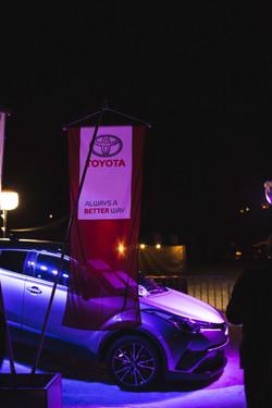 Toyota Ride on Music